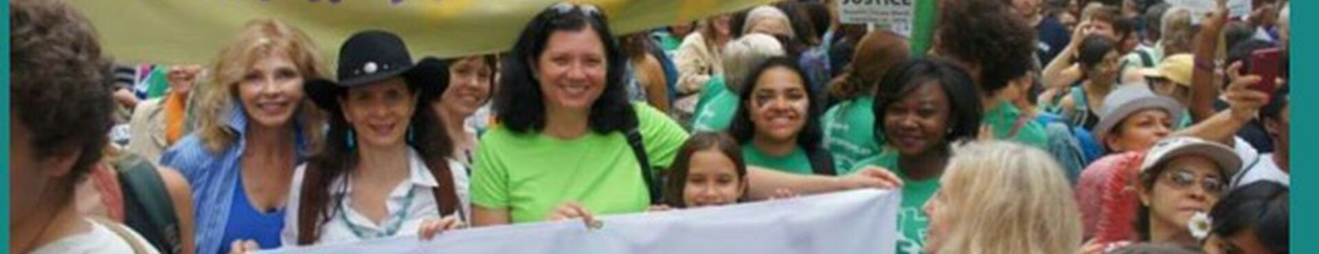 Banner - Women's Earth and Climate Action Network