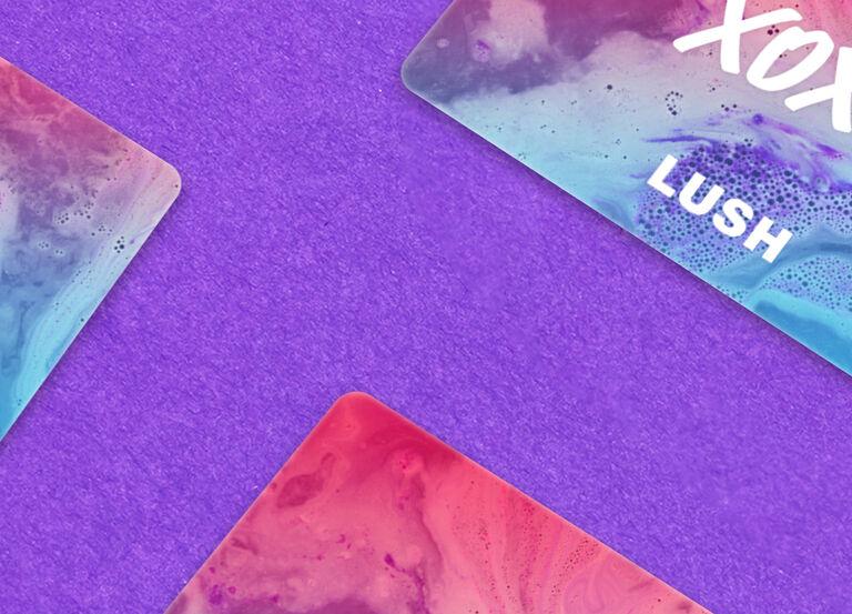 Banner - Carte-cadeau électronique