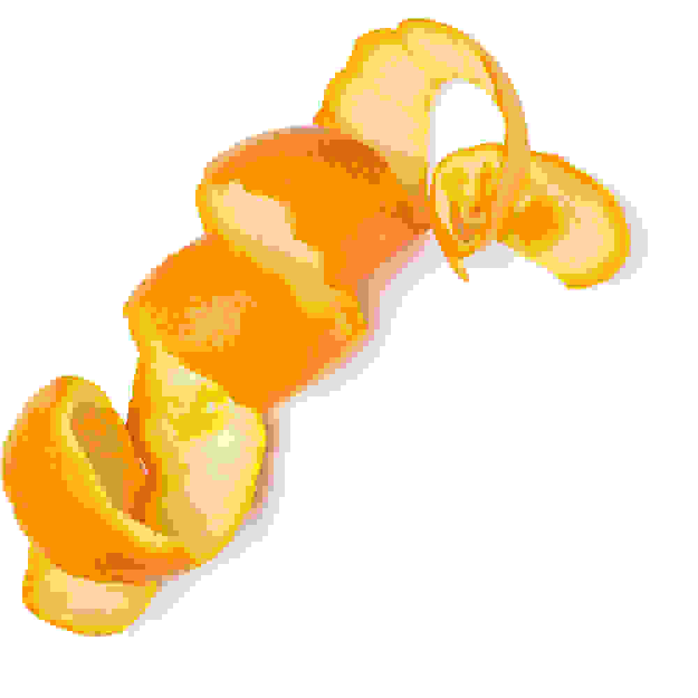 Écorce d'orange