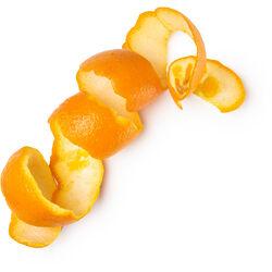Écorce d'orange