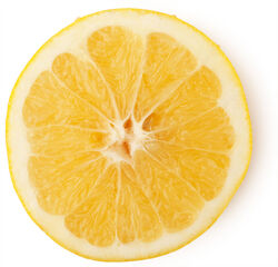 Infusion de citron frais (Citrus limonum)