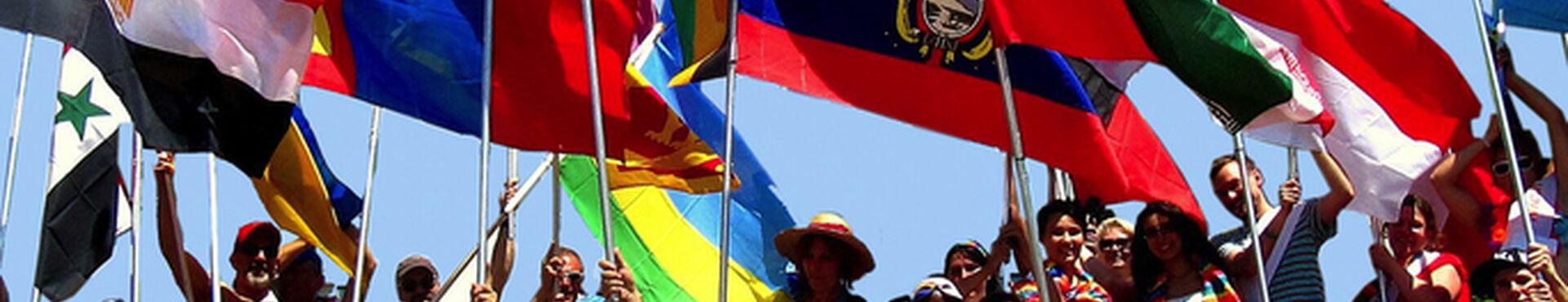 Banner - Rainbow Refugee