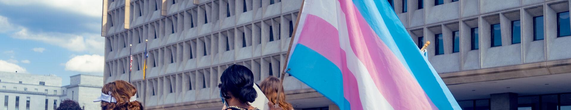 Banner - Comment être un allié des personnes trans