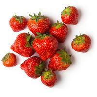 Jus de fraises frais (Fragaria Vesca)