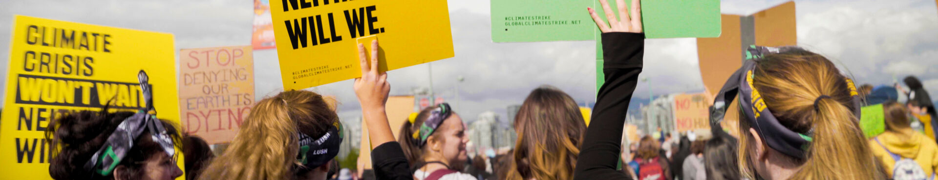 Banner - Our Climate Commitment
