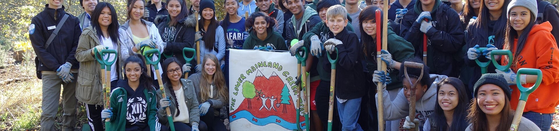 Banner - Green Teams of Canada