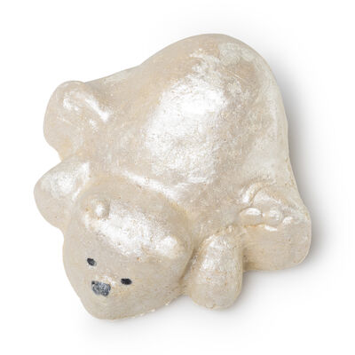 Plongeon de l'ours polaire