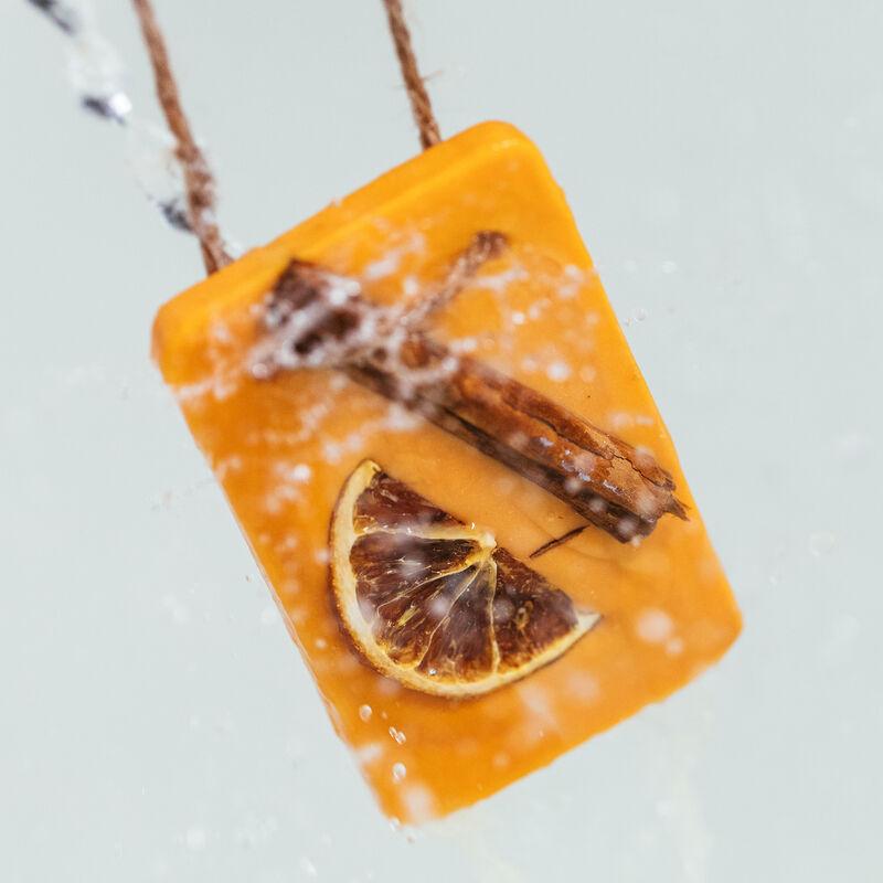 Orange à la cannelle