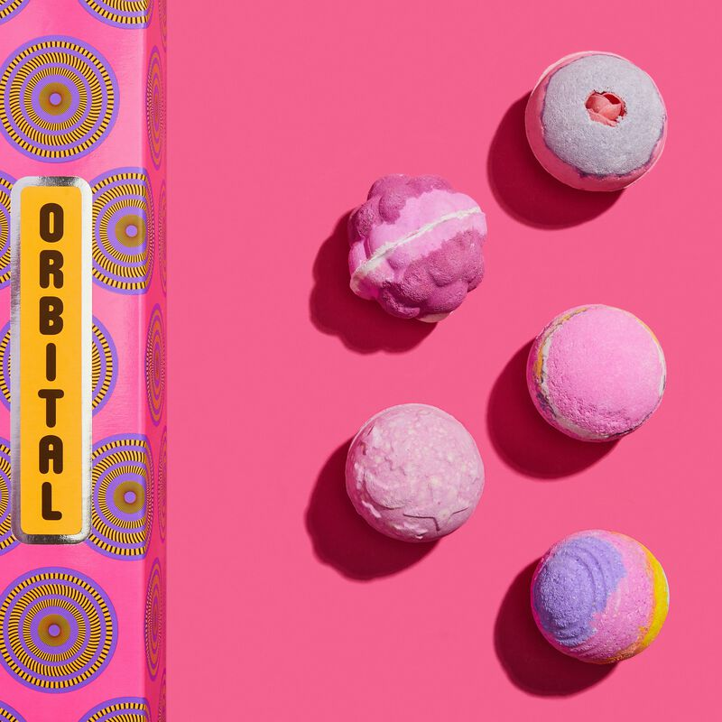 Orbital - Pink