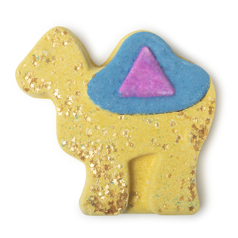 Charlot le chameau